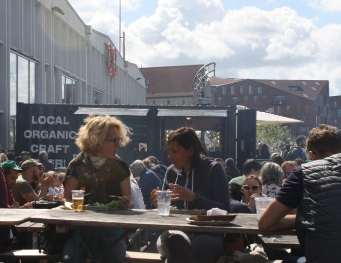 Baltic Market – Liverpool's own Paper Island
