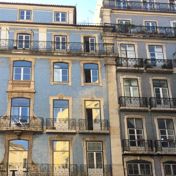 A weekend in Lisbon