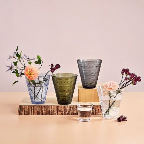 Kastehelmi Collection by Iittala