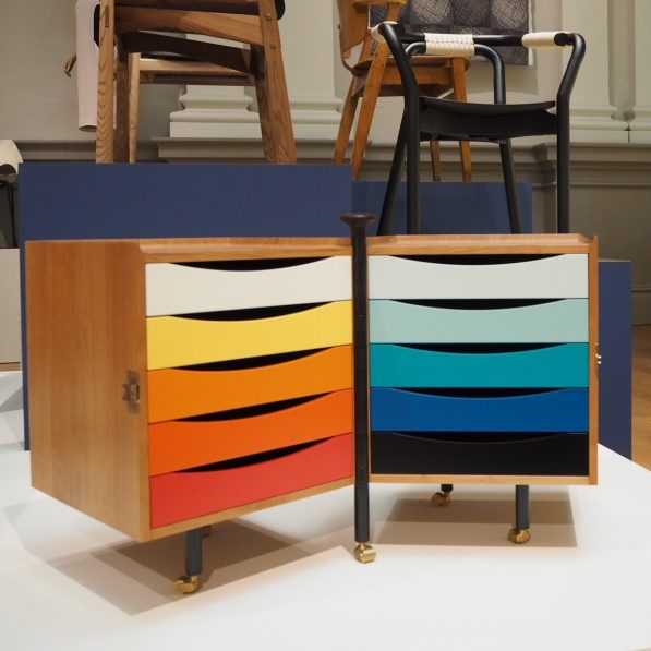 Glove Cabinet by Finn Juhl, Nordic Craft and Design exhibition