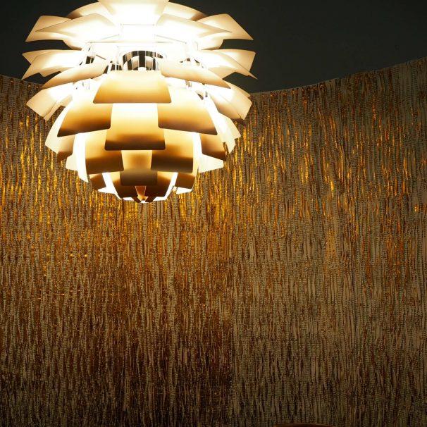 PH Artichoke light, Nordic Craft and Design exhibition