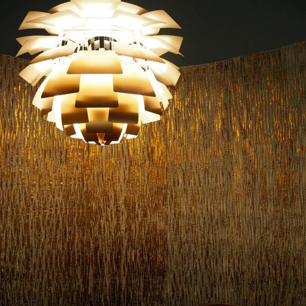 PH Artichoke light, Nordic Craft and Design exhibition