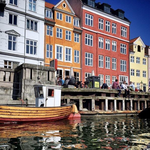 Copenhagen courtesy of Hello Peagreen