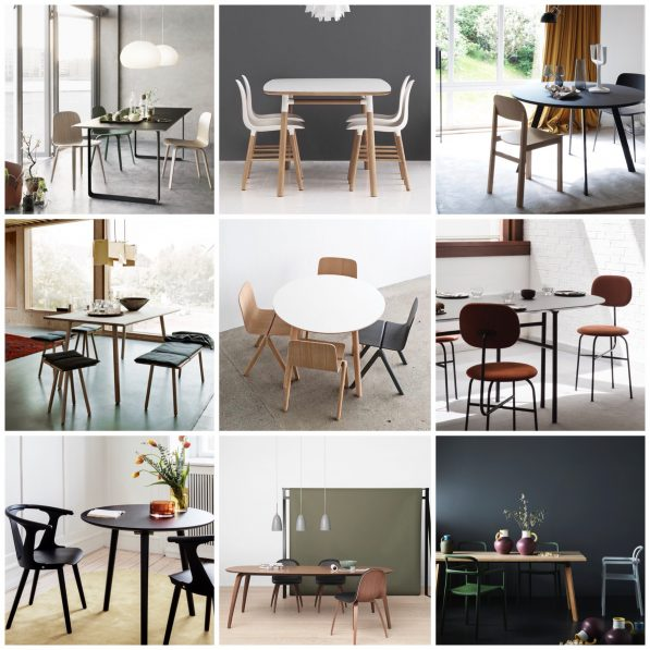 Nordic Inspiration - My pick of the best Dining Tables
