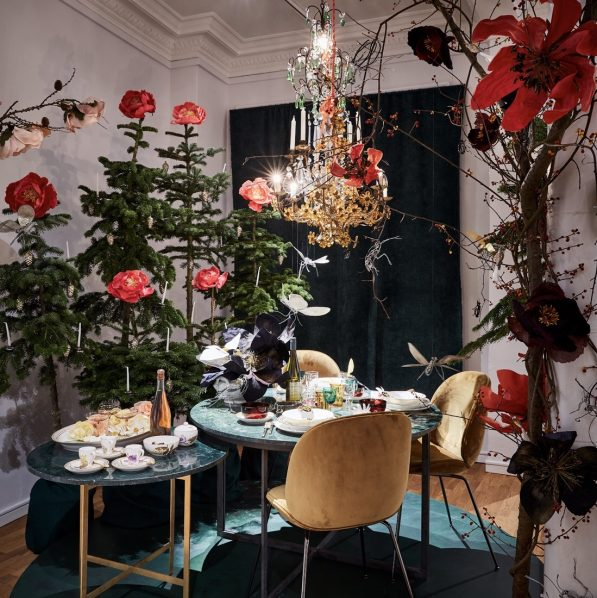 Royal Copenhagen Christmas Tables - Effi Pingel