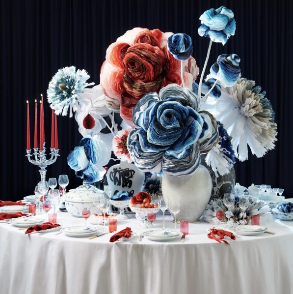 Royal Copenhagen Christmas Tables - Marianne Eriksen Scott-Hansen