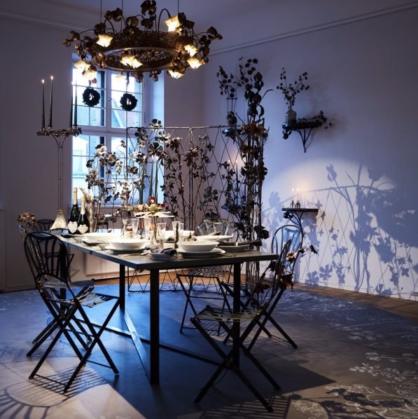 Royal Copenhagen Christmas Tables - Rasmus Andersen