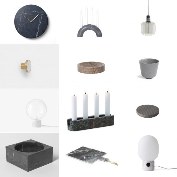 Nordic Inspiration – Marble Accessories