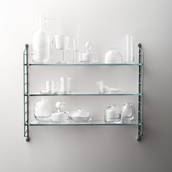 String shelving celebrates 70 years