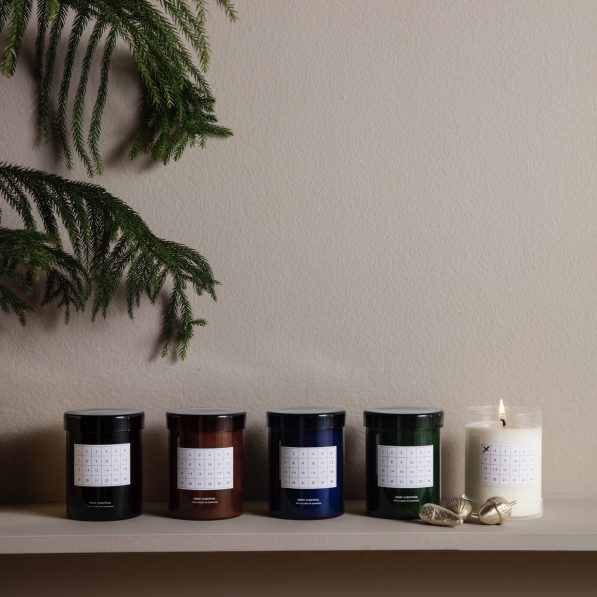 Nordic Inspiration – Advent Candles