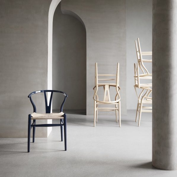 Celebrating Hans J. Wegner's iconic Wishbone Chair