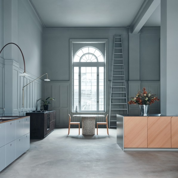 Michael Andersen And Jeppe Christensen, Andersen Kitchen Cabinets