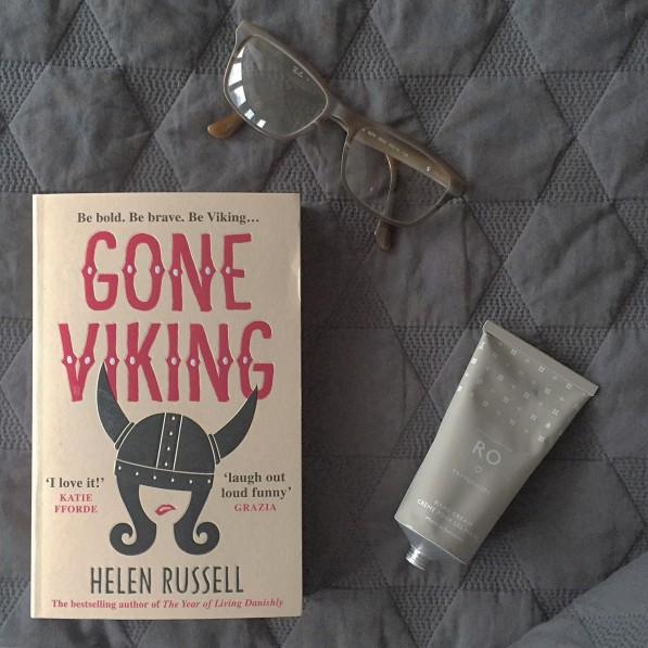 Gone Viking - My chat with Helen Russell