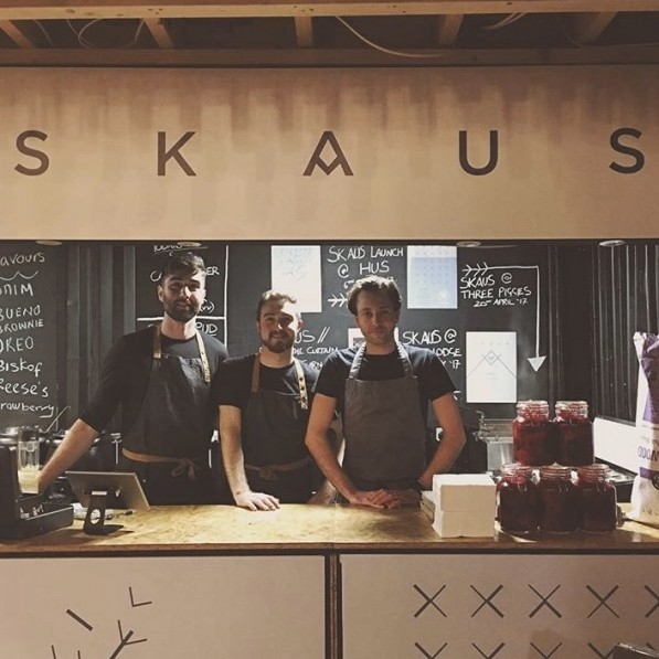 Nordic Street Food comes to Liverpool - My chat with SKAUS
