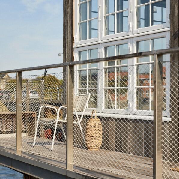 The Kaj Hotel – A floating pod of Danish hygge