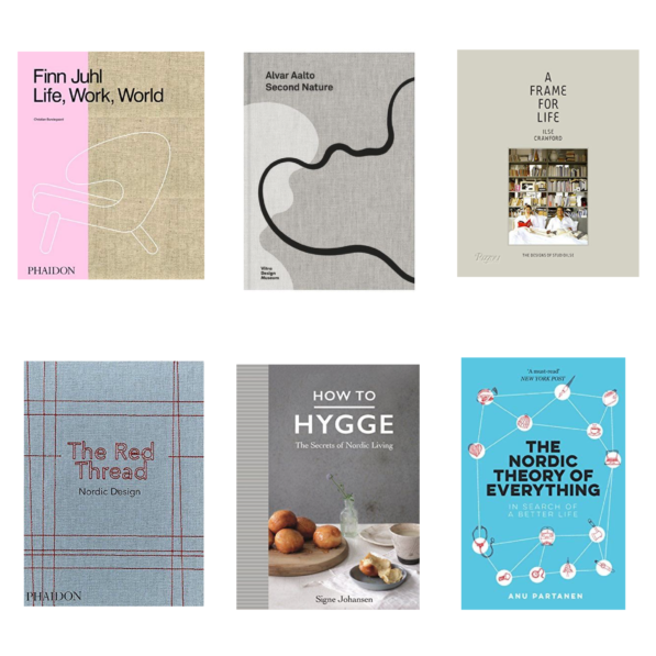 Nordic Inspiration – Must read Nordic inspired books