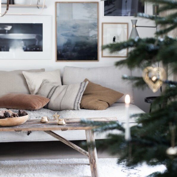 Christmas at home with Niki Brantmark - My Scandinavian Home
