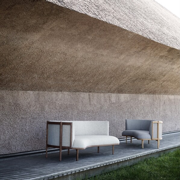 Introducing the Sideways Sofa from Carl Hansen & Son