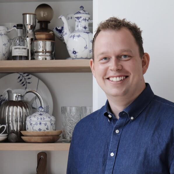 At home with Jesper Klintdrup - klintdrup