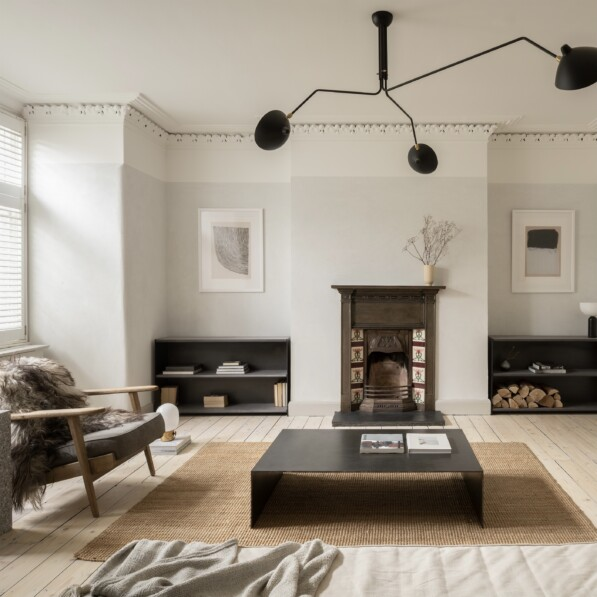 ER Residence - A London home filled with Nordic inspiration