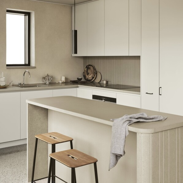 The Villa Witte Kitchen from Nordiska Kök